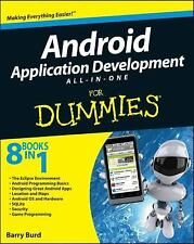 Android Application Development All-in-One For Dummies by Burd, Barry