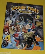 Looney Toons Treasury 2010 NEW Comics Artifacts Poster Photo Book Nice SEE!