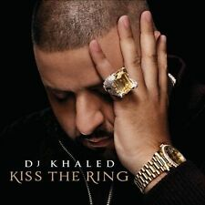 Dj Khaled - Kiss The Ring by DJ Khaled (Clean) (2012)  FREE SHIPPING