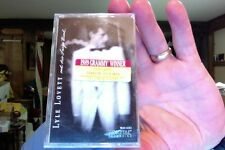 Lyle Lovett and His Large Band- self titled- new/sealed cassette tape