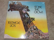 STONE THE CROWS - TEENAGE LICKS - NEW