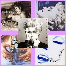 Madonna - Early Albums Bundle - 5 x Vinyl LP *NEW & SEALED*