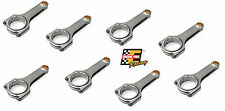 """FORD MODULAR 4.6L 5.933"""" 4340 FORGED H-BEAM CONNECTING RODS ARP 2000 BOLTS"""