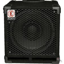 "Eden E Series EX112 8-Ohm 300W 1x12"" Bass Amp Speaker Extension Cabinet"