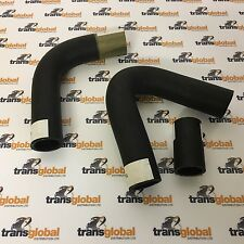 Land Rover Series 2 2¼ Petrol Radiator Hose Set Top, Bottom & Bypass Hoses