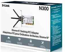 D-Link DWA-552 Xtreme-N 300Mbps Wireless PCI Adapter