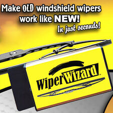 Practical Wiper Wizard Windshield Wiper Blade Restorer Nice Cleaner Safety CI