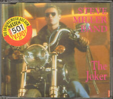 STEVE MILLER 4 track CD Single The JOKER Living in the USA Shu Ba Da Du Ma Ma Ma