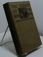 Pursuit of the House Boat by John Kendrick Bangs - Sherlock Holmes - Houseboat