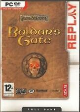 Baldur's Gate (PC DVD) Play the classic again! Atari's Replay Version.