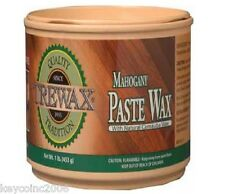 Trewax Mahogany Paste Wax 1 lb. for hardwood floors, Marble,  wood furniture