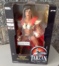 VINTAGE TRENDMASTERS TARZAN LORD  CITY OF GOLD #Jungle King 15 inch