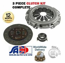 FOR DAEWOO CHEVROLET MATIZ 0.8 796CC 8/1998--  NEW CLUTCH KIT COMPLETE
