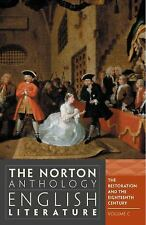 The Norton Anthology of English Literature Vol. C by Stephen Greenblatt...