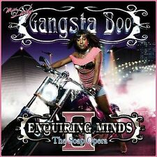 FREE US SHIP. on ANY 2 CDs! NEW CD Gangsta Boo: Enquiring Minds 2: Soap Opera
