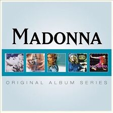 Madonna Original Album Series Box Set ~ True Blue Like A Prayer ~ Brand New!