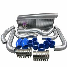 FMIC Twin Turbo Intercooler Kit For 79-93 Fox Body Ford Mustang V8 5.0 GT35