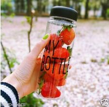 Kpop Bigbang Don't touch this is my bottle Water Cup Today's Special My Bottle