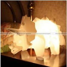 DIY Dinosaur Desk Lamp Night Light Children Kids Bedroom Decor Gift