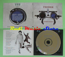 CD Singolo FEEDER STEREO WORLD UK ECSCD27 1996 ECHO LABEL DIGIPACK (S16) no