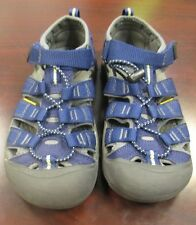 Keen Navy Blue Water Shoes Youth Size 2 RM #2