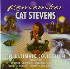 CD - Cat Stevens - Remember - The Ultimate Collection - #A1847