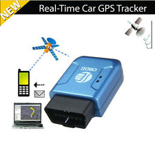 Hot OBD2 OBDII GPS GPRS Real Time Tracker Car Vehicle Tracking System Geo-fence
