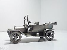 "1909 CADILLAC ""30"" TOURER the DANBURY MINT Metal PEWTER Toy Model Car"