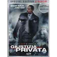 Dvd GIUSTIZIA PRIVATA - (2009) ***Special Edition 2 Dvd*** ......NUOVO