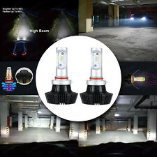 2016 NEW Philips LED Headlight Bulb Conversion Kit H7 Plug Bulb White 6000K