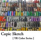 NEW Too Copic Sketch Marker Pen [ YR Color Series ] Free Shipping Japan f/s