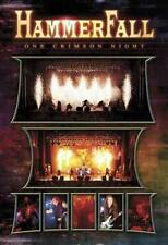 Hammerfall - One Crimson Night DVD #14937