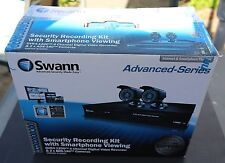 NEW IN BOX SWANN SECURITY RECORDING KIT WITH SMARTPHONE VIEWING DVR4-1200