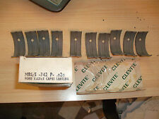 BRONZINE BANCO/MAIN BEARINGS/ CLEVITE FORD CORTINA CAPRI DIAMETRO 0,20