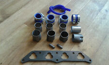 POLO 6N 16v DIY BIKE CARB / THROTTLE BODIES INLET MANIFOLD KIT 41mm TO SUIT CBR