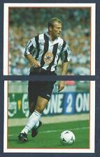 MERLIN SKY SPORTS-1996- #023 & 024-NEWCASTLE UNITED & ENGLAND-ALAN SHEARER