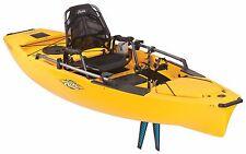 Hobie Mirage Pro Angler 12 Kayak Golden Papaya 2016