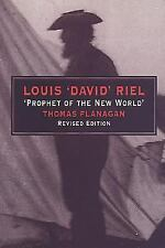 Louis 'David' Riel: Prophet of the New World-ExLibrary