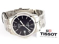 Tissot Titanium T0494104405100 PR 100 Men's Watch with Black Dial - NEW