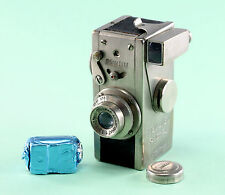 Asahi Musen Steky I for 16 mm Film with 2 Cassettes and Lens Cover
