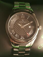 Croton CN307513 Men's Tungsten + Ceramic Watch MSRP $1250 *FREE SHIPPING*