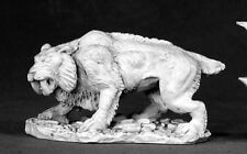 Reaper Miniatures SABERTOOTH TIGER Dark Heaven Legends 02480