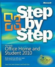 Microsoft Office Home and Student 2010 Step by Step