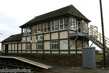 Foxfield Signal Box Cumbria 2006 Rail Photo