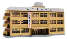 Tomytec (Building 105-2) Junior High School 1/150 N scale