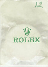 ROLEX FACTORY SEALED CRYSTAL TROPIC 12 for Air-King Oyster PRECISION RARE NEW!!!
