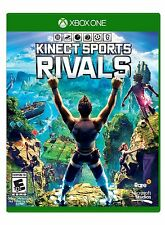Kinect Sports Rivals [Xbox One Kinect Live Compete Shooting] BRAND NEW SEALED