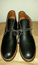 Red Wing Heritage 9024 Black Beckman Chukka Boots, Size 10 D