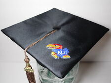 UNIVERSITY OF KANSAS KU JAYHAWKS Jayhawk Logo 2010 COLLEGE GRADUATION CAP SMALL