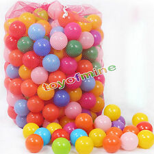 "1.57"" 200pcs children Ocean Ball Baby Kid Pit Toy Sales Colorful Ball Fun Ball"